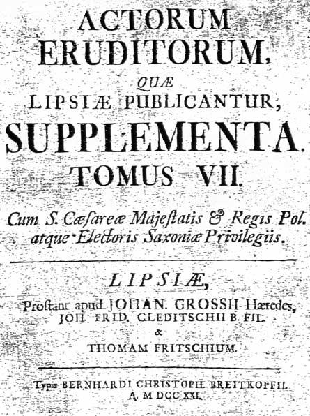 Leibniz, Principia philosophiae