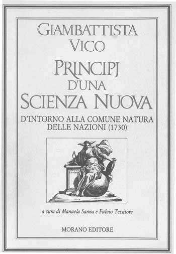 Vico, Scienza Nova 1730